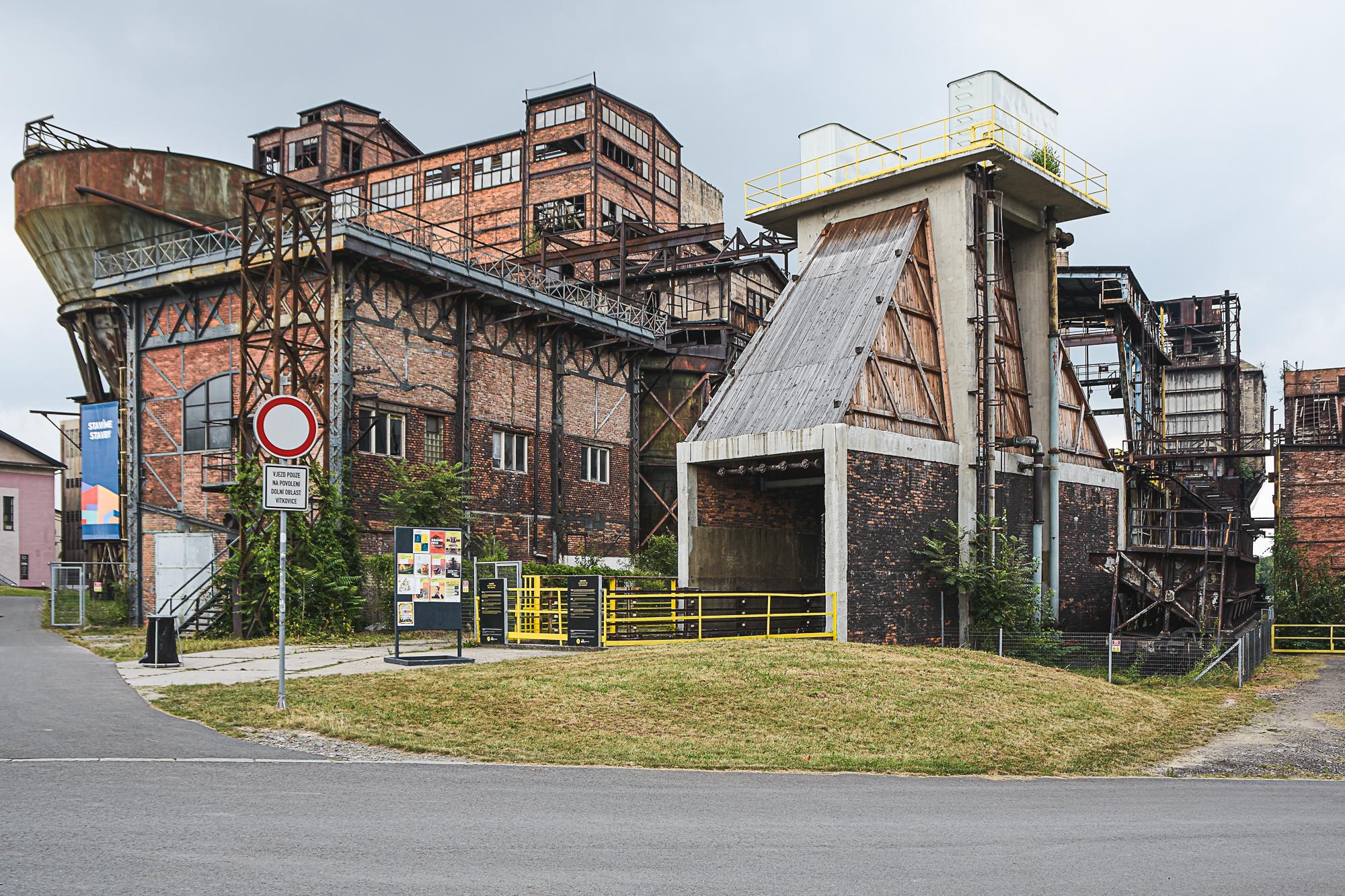 Vitkovice, Repubblica Ceca