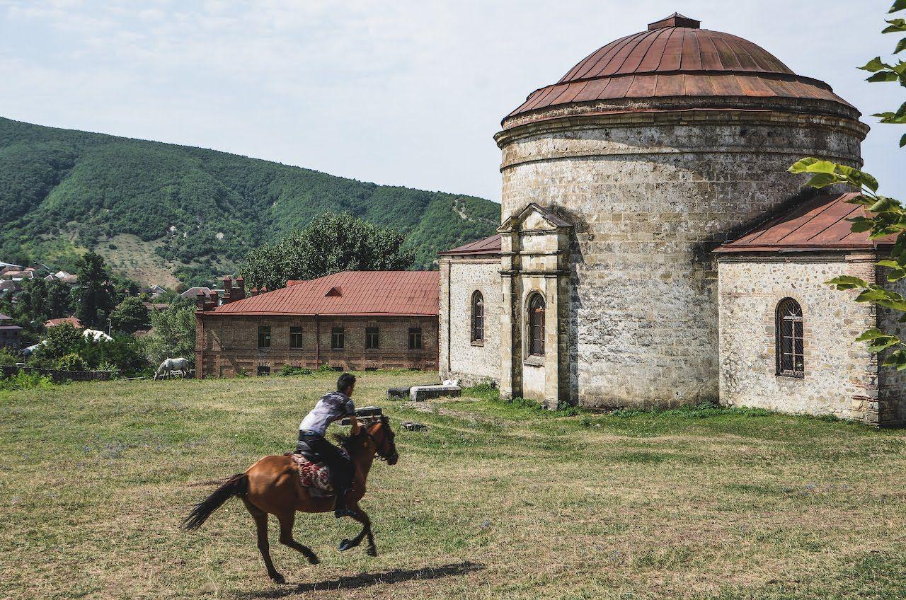 sheki azerbaigian